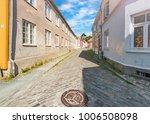 trondheim  norway.  view of... | Shutterstock . vector #1006508098