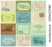 scrapbook paper tags and design ...