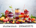 clean eating ideas for... | Shutterstock . vector #1006603570