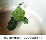 vegetable broccoli  are placed... | Shutterstock . vector #1006605544