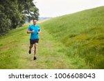 happy man running   Shutterstock . vector #1006608043