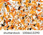 chaotic background. abstract... | Shutterstock .eps vector #1006613290