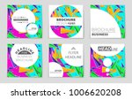 abstract vector layout... | Shutterstock .eps vector #1006620208