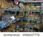 antique store with different... | Shutterstock . vector #1006637770