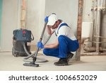 cleaning service. dust removal... | Shutterstock . vector #1006652029
