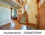 welcoming entrance hallway... | Shutterstock . vector #1006653544