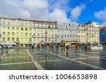 lisbon  portugal   december 29  ... | Shutterstock . vector #1006653898