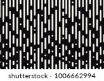 rounded lines seamless pattern. ... | Shutterstock .eps vector #1006662994
