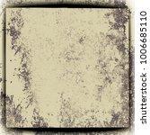 texture beige grunge | Shutterstock . vector #1006685110