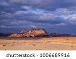 mountains of dahab   egypt   Shutterstock . vector #1006689916
