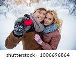 celebrating valentine day... | Shutterstock . vector #1006696864