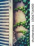 retro filter photo of rustic... | Shutterstock . vector #1006716400