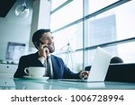 businessman in work  | Shutterstock . vector #1006728994