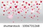happy valentines day romance...   Shutterstock .eps vector #1006731268