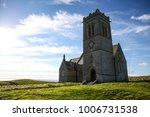 The Church On Lundy Island  A...