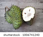 soursop tropical fruit   Shutterstock . vector #1006741240