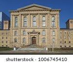 toronto don jail  built around... | Shutterstock . vector #1006745410