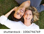 close up portrait of happy... | Shutterstock . vector #1006746769