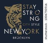 Tiger T Shirt Print Design. Ne...