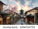 asian women wearing traditional ... | Shutterstock . vector #1006764754