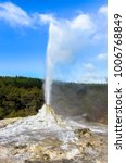 lady knox geyser at the wai o...   Shutterstock . vector #1006768849