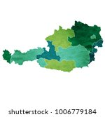 austria world map country icon | Shutterstock .eps vector #1006779184