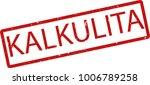 vector illustration of red... | Shutterstock .eps vector #1006789258