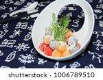salad closeup image | Shutterstock . vector #1006789510