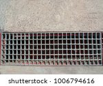 steel mesh close drain to... | Shutterstock . vector #1006794616