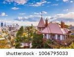 kobe  japan at the historic... | Shutterstock . vector #1006795033