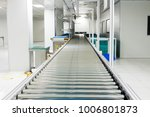 the conveyor chain  and... | Shutterstock . vector #1006801873