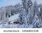 brundage mountain ski resort ... | Shutterstock . vector #1006802338