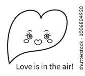 vector illustration  amusing... | Shutterstock .eps vector #1006804930
