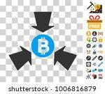 bitcoin collect arrows...