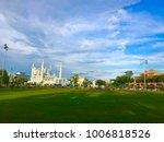 sultan ahmad shah mosque | Shutterstock . vector #1006818526