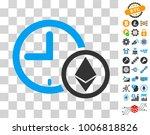 ethereum credit clock...