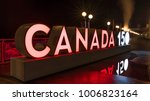 vancouver  british columbia ... | Shutterstock . vector #1006823164