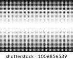 halftone background. dotted... | Shutterstock .eps vector #1006856539