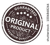 original product rubber stamp | Shutterstock .eps vector #1006868266