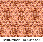 seamless texture with arabic... | Shutterstock .eps vector #1006896520