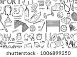 vector background seamless... | Shutterstock .eps vector #1006899250