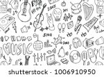 vector background seamless... | Shutterstock .eps vector #1006910950