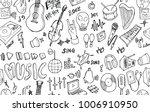 vector background seamless... | Shutterstock .eps vector #1006910950
