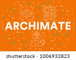 conceptual business... | Shutterstock . vector #1006932823