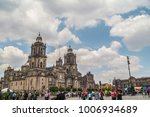 mexico city   mexico   august 3 ...   Shutterstock . vector #1006934689