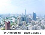 modern buildings in midtown of... | Shutterstock . vector #1006936888