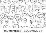vector background seamless... | Shutterstock .eps vector #1006952734