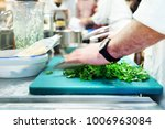 chef at work | Shutterstock . vector #1006963084