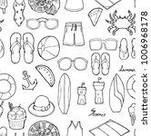 vector background seamless...   Shutterstock .eps vector #1006968178