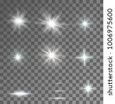 abstract image of lighting... | Shutterstock .eps vector #1006975600